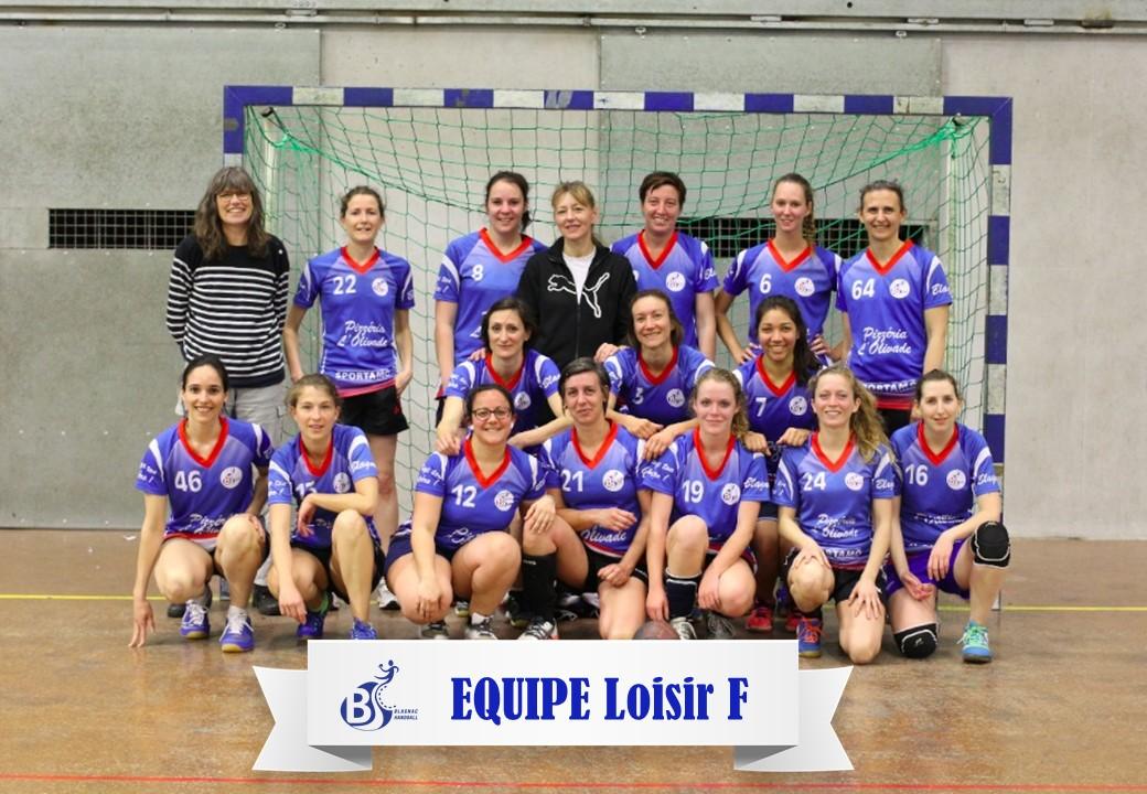 BSC-Equipe loisir F-2016-2017