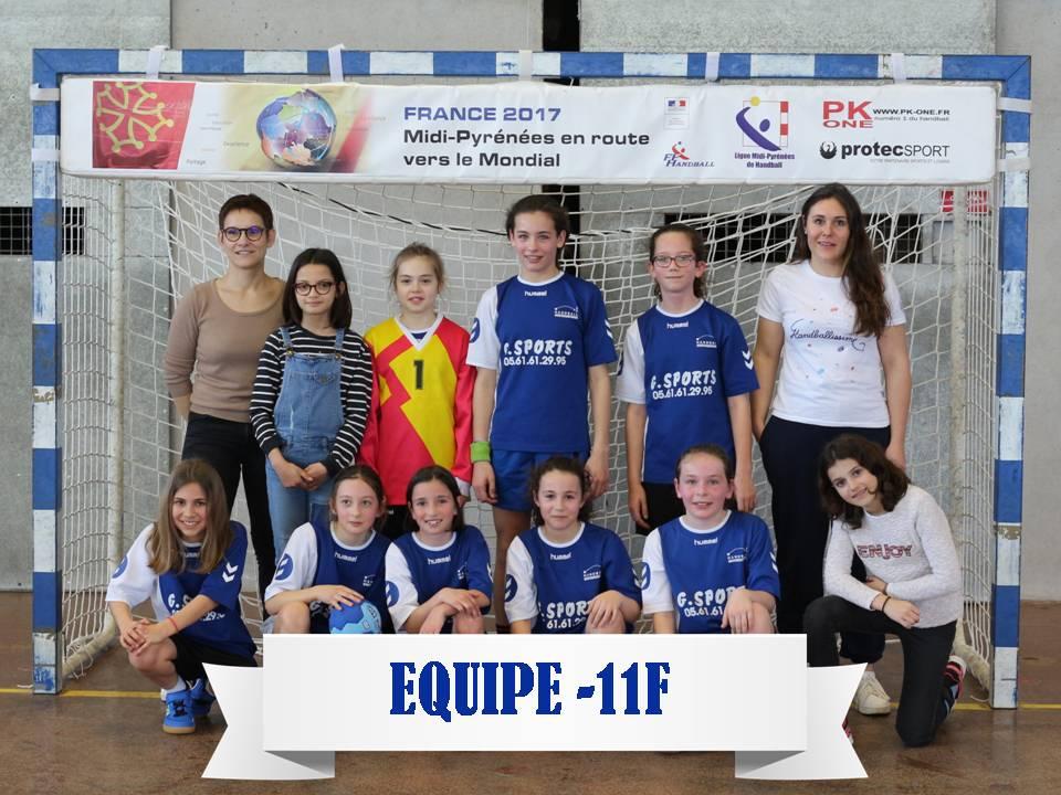 Equipe -11F
