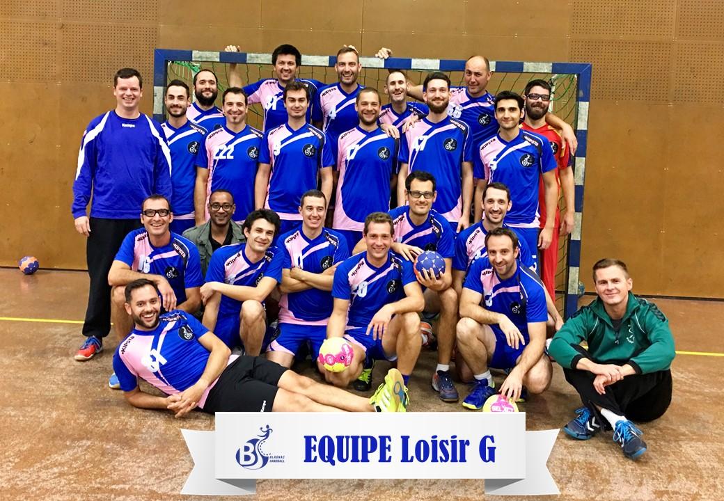 Loisir G 2017-2018