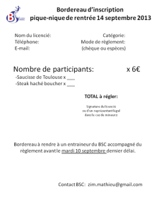 bdx participation