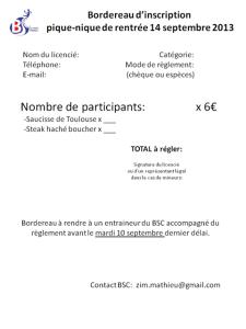 bdx participation