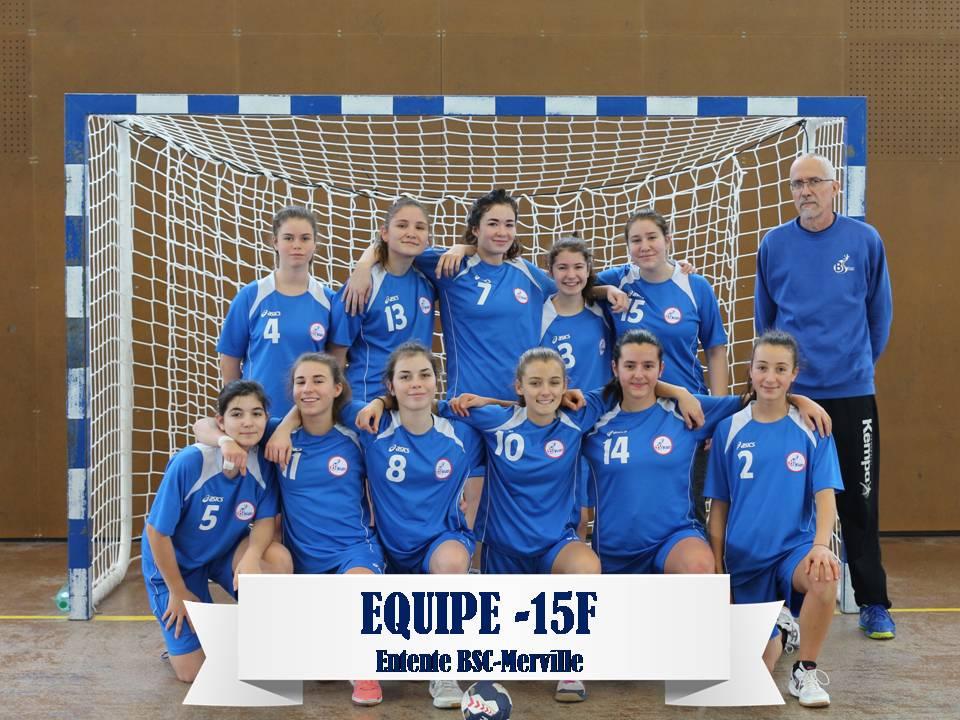 Equipe -15F