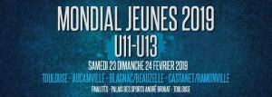 MONDIAL U11-2019 @ Gymnase Weidknett