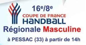 SG-1/16ème de finale de Coupe de France @ PESSAC