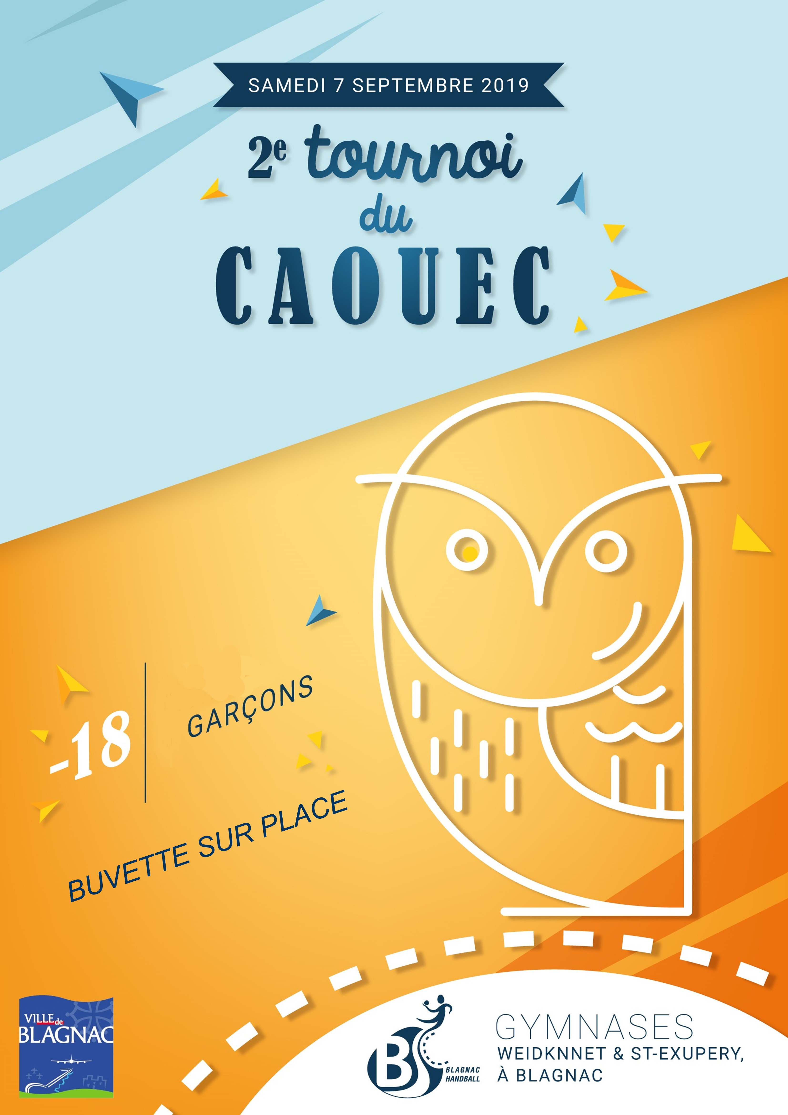 Tournoi du Caouec 2eme