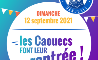 Save the date 12 septembre 2021